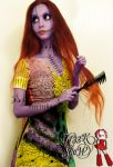 Fr33KShoW as Sally by TheFr33KShoW