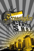 FREESTYLER-poster by Chiko190