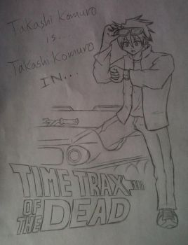 Time Trax of the Dead - BTTF Parody by PenaltyShot99