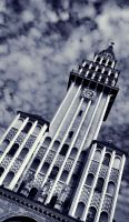 The Leaning Cathedral. by cichutko