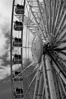 Big wheel by CharmingPhotography
