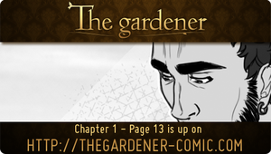 The gardener - CH01P13 by Marc-G