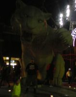 me in front of Comerica Park by catsvsfox
