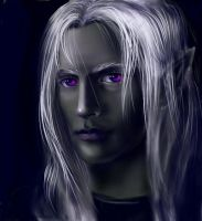 Drizzt Do'Urden by ledaryuga