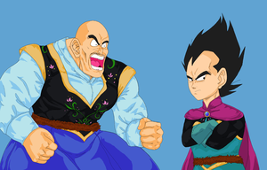 DBZA DO YOU WANT TO KILL A PLANET? by b-dangerous
