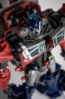 Transformers Prime Arms Micron AM-21 Master Optimu by archaznable30