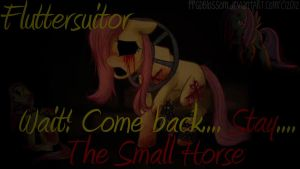 My Little Amnesia: Fluttersuitor (The Small Horse) by PPGDBlossom