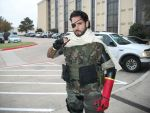 Anime North Texas 14: Punished Snake by Snake-n-DA-boX