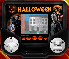 HALLOWEEN .::Handheld Game::. by goodben