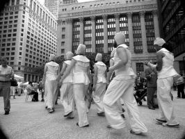 Chicago BW - 5 by Moose23