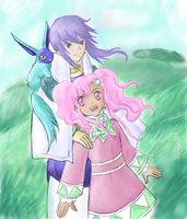 meredy and keele by miss-kiga