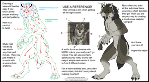 Werewolf Pelt Color Tutorial by sugarpoultry