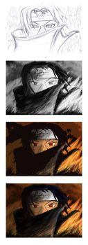 Itachi Collection by IndependentPen