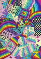 Rainbows in by angela808