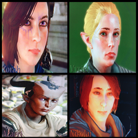 My Inquisitors by The-Serene-Mage