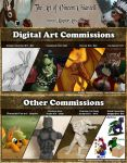 Commission Prices 2011 by RaptorArts
