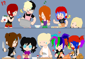 TNA Cooking by PaddysDemon