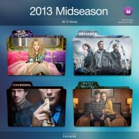 2013 Midseason Folders by VisionFolders