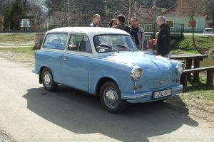 Trabant 500 by Solct