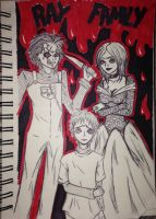 Ray Family by F2032