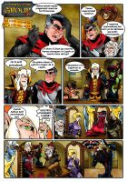 Looking For Group Libro 16 Pagina 18 Spanish by TheDrailusX