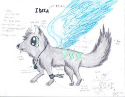 Ikaia of the Whathusa trio by Aqws7