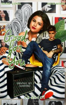 Good For You ( Wattpad Cover) by deee21