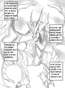 Bryth Legends 3: Frozen Hearts - Page 13 by Arkofnight