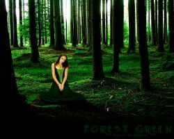 Forest Green by homeathouse