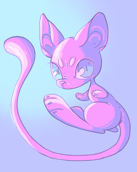 mew by chiots