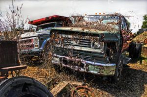 Truck Dead1 by johnanthony1022