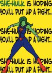 She-Hulk by blindfaith311