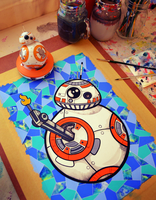 BB-8 by Bree-Leeds