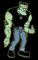 Frankenbilly by herrenmedia