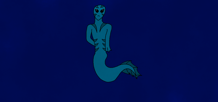what a mermaid would likely look like by malis22