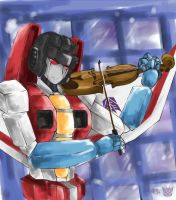 Starscream by haseo1333
