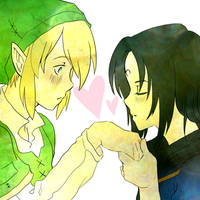 ++ XOVER:: Req: Link x Soren. by ephemeralDELUSiON