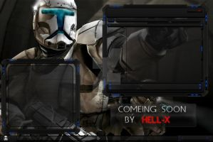 THE CLONE -WIP-BY HELL-X by HELL-X-HELL