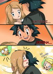 Love poison Amourshipping doujin 11 by hikariangelove