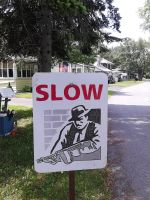 Unofficial Street Sign 2014 by SirDNA109
