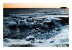 Frozen Shore II by theFouro