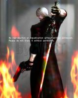 Devil may cry Dante by wesvin