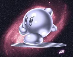 Kirby Surfer by DesingAHV