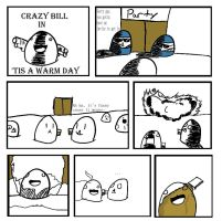Crazy Bill by Toderico