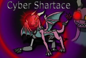 Cyber Shartace by silver-wing-mk2