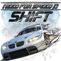 Need For Speed SHIFT by POOTERMAN