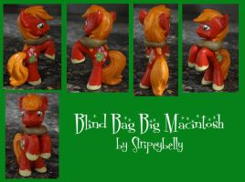 Big Mac blind bag by stripeybelly