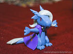 My Little Pony-Dragons: Trixie by HowManyDragons