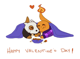 Happy Valentines day! by LokiThePimp