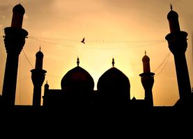 The Imams of Baghdad by HOOREIN